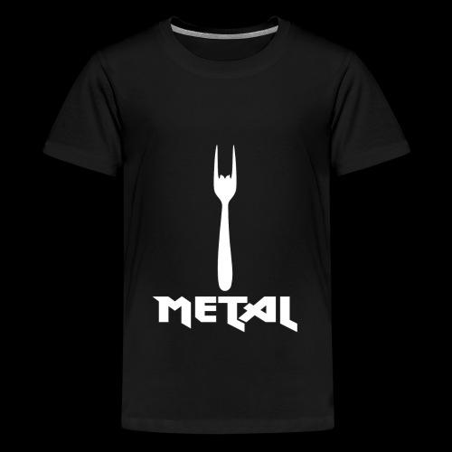 Metal - Teenager Premium T-Shirt