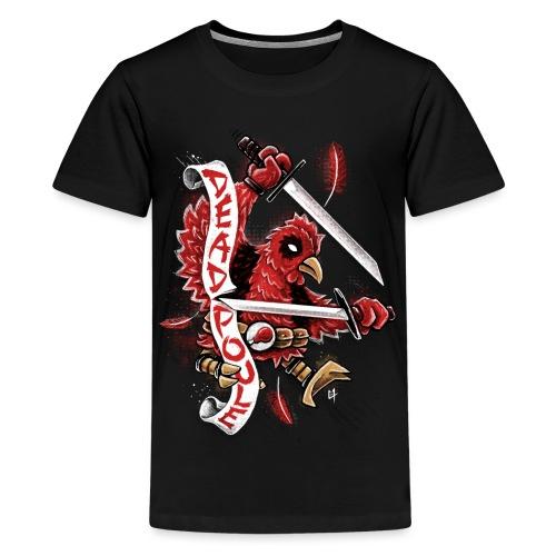 Dead Poule - Teenage Premium T-Shirt