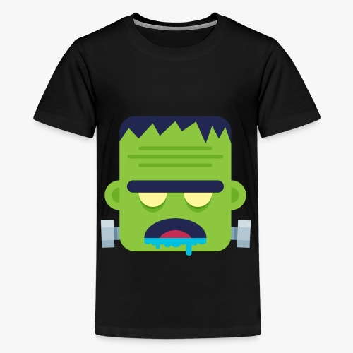 Monsters Frankie - Teenager premium T-shirt