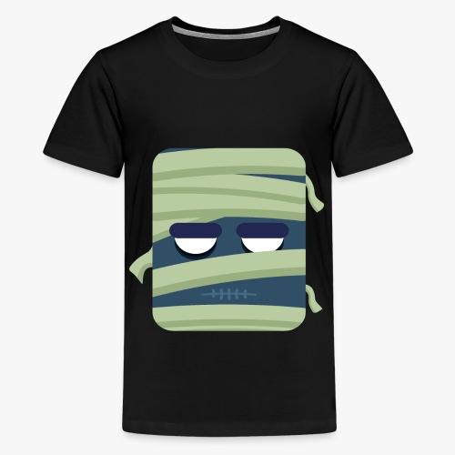 Mini Monsters - Mummy - Teenager premium T-shirt