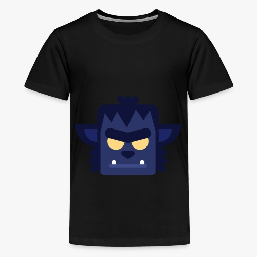 Mini Monsters - Lycan - Teenager premium T-shirt