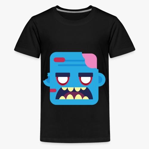 Mini Monsters - Zombob - Teenager premium T-shirt