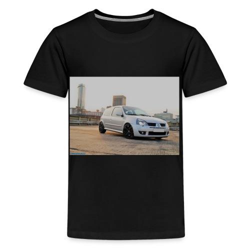 nitrodrink666 clio 182 - Teenage Premium T-Shirt