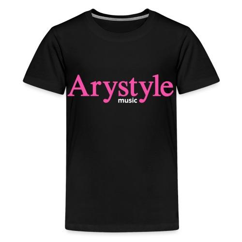 Arystyle Original Rose - T-shirt Premium Ado