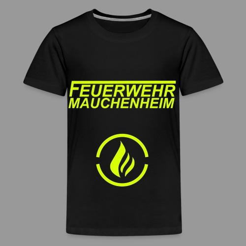 Flammenlogo - Teenager Premium T-Shirt