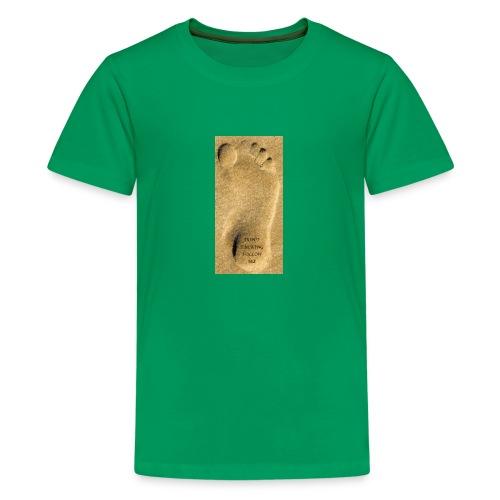 Don't Fucking Follow Me - Teenager Premium T-shirt