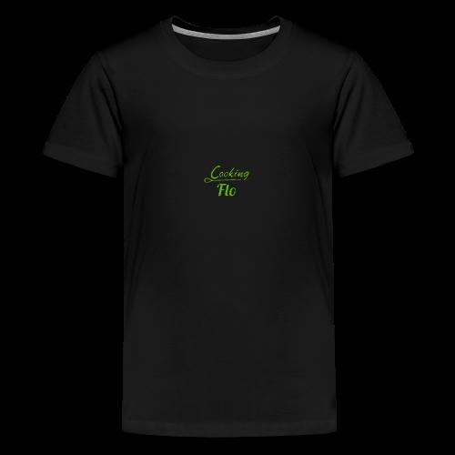 CookingFlo Style - Teenager Premium T-Shirt