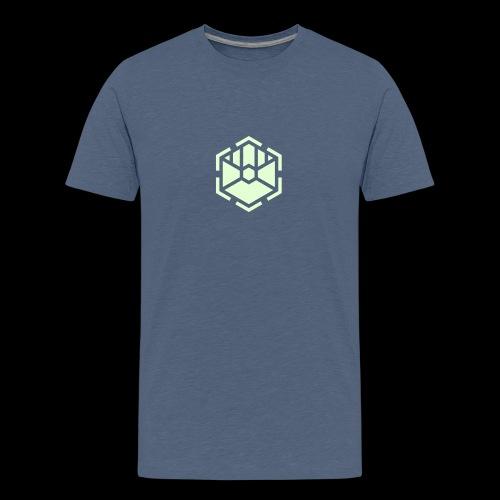 RSI sigil text - Teenage Premium T-Shirt