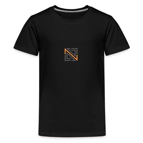 LogoPic png - Teenage Premium T-Shirt
