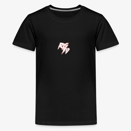 RGTV 1 - Teenage Premium T-Shirt