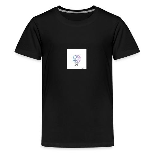 8BE180FF A03D 4C99 B528 99798168447D - Premium-T-shirt tonåring