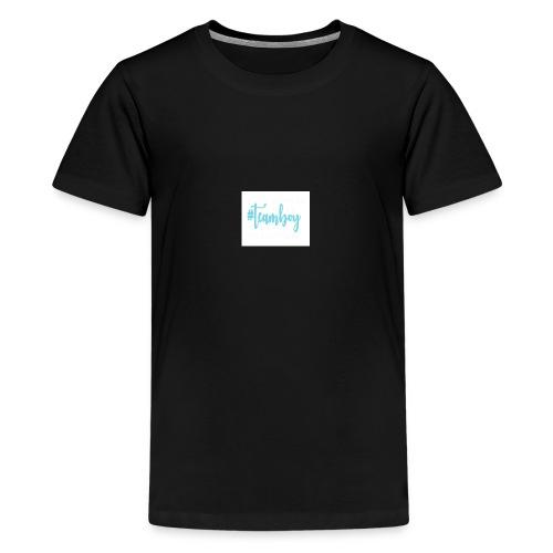 Boys team - Teenager Premium T-shirt