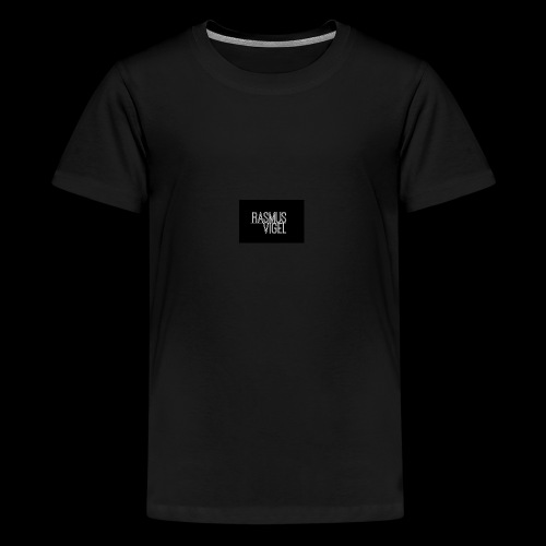 Rasmus Vigel Brand - Teenager premium T-shirt