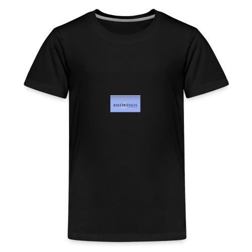 pots jpeg - Teenage Premium T-Shirt