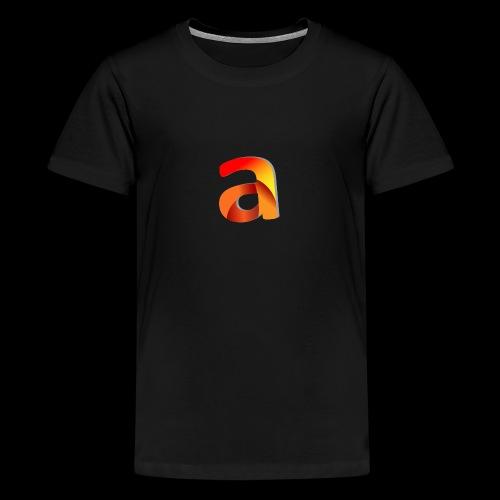 Logoa - Camiseta premium adolescente