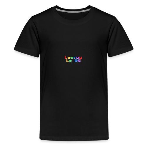 Leeroy le BG - T-shirt Premium Ado