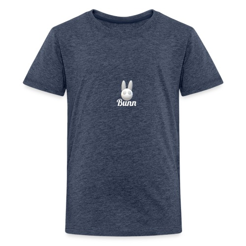 White Bunn - Teenage Premium T-Shirt