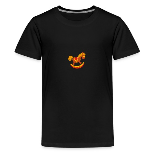 rocker 161936 340 - Teenager Premium T-Shirt