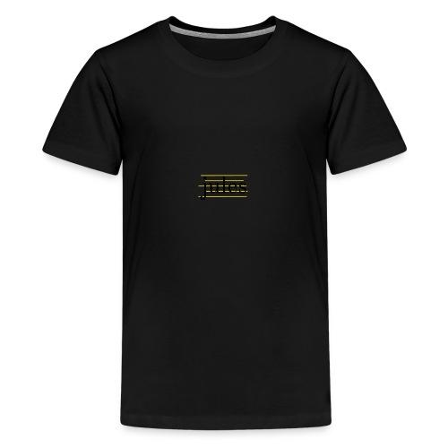 jules zwart - Teenager Premium T-shirt
