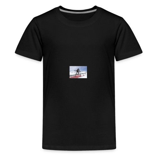 Freeski - Teenager Premium T-Shirt