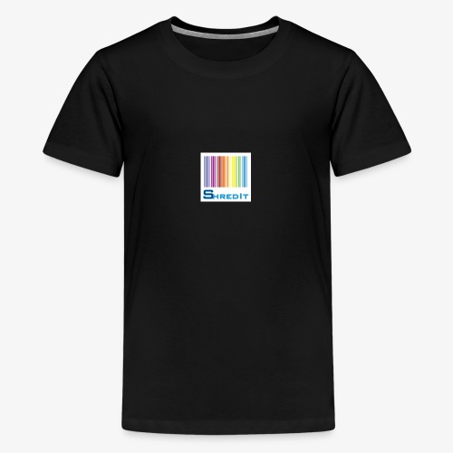 Shred It - Premium T-skjorte for tenåringer