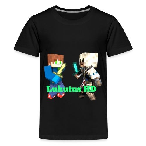 Lukutus HD - Teenager Premium T-Shirt