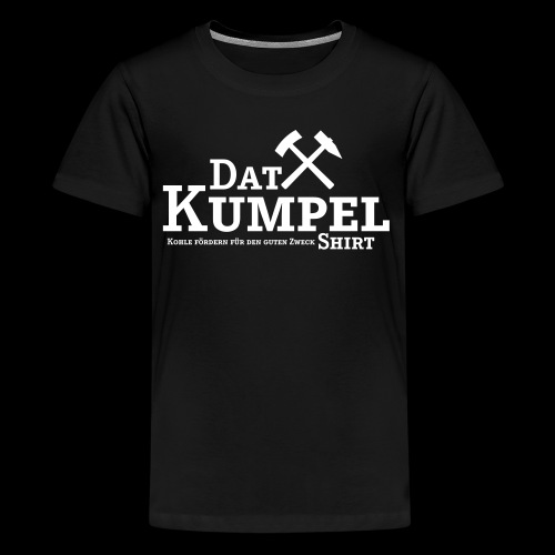 dat-kumpel-shirt - Teenager Premium T-Shirt