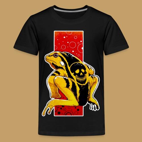 Death Frog - Koszulka młodzieżowa Premium