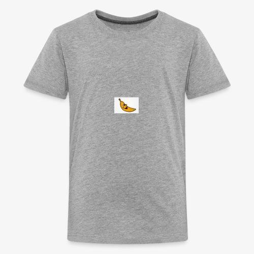 Bananana splidt - Teenager premium T-shirt
