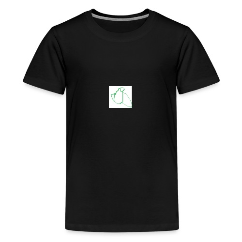 The Christmas Merch - Teenage Premium T-Shirt