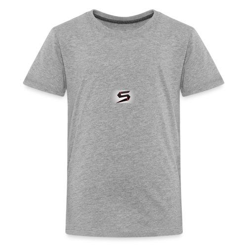 cools - Premium T-skjorte for tenåringer