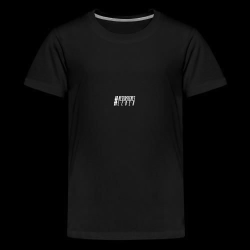 BeschissenesLeben2wp - Teenager Premium T-Shirt