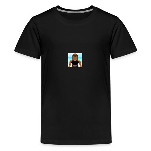 BABY KEISHA SHIRT - Teenage Premium T-Shirt
