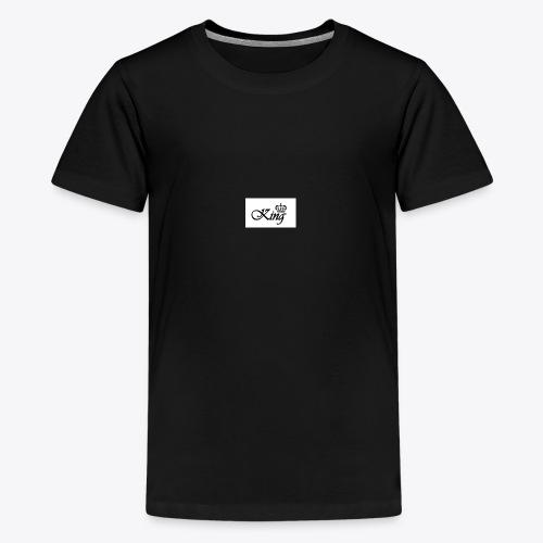 novios - Camiseta premium adolescente