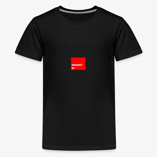 zwanst ni - Teenager Premium T-shirt