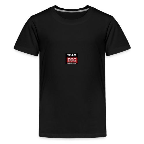 TEAM DDG - Teenager Premium T-shirt