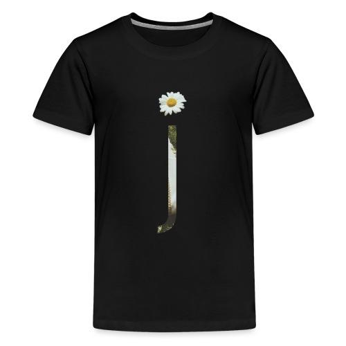 ...jamin (DAISY) - Teenage Premium T-Shirt