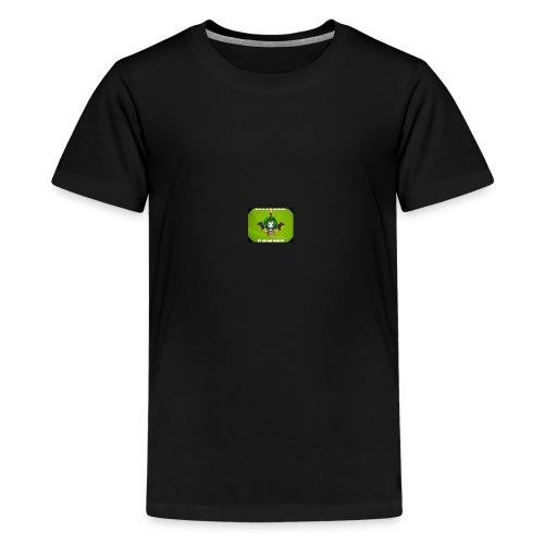 ritzyoak gaming - Teenage Premium T-Shirt