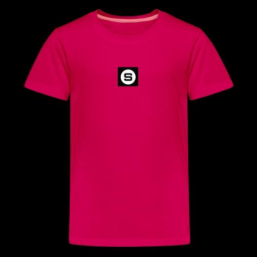 Smart' Styles V1 - Teenage Premium T-Shirt