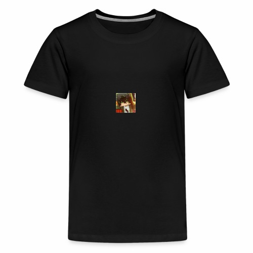 Profilbild - Teenager Premium T-Shirt