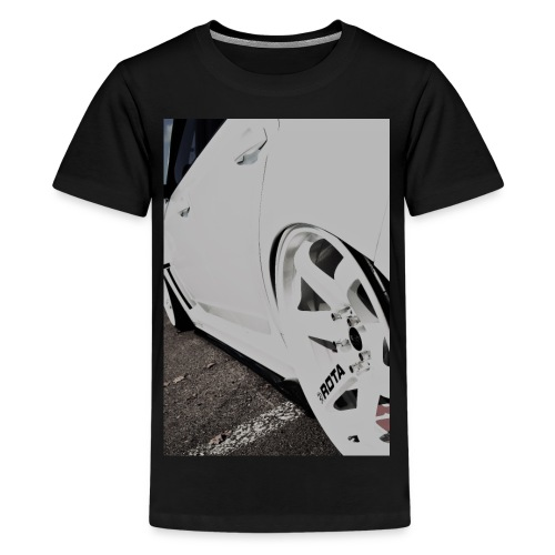 low rider - Teenage Premium T-Shirt