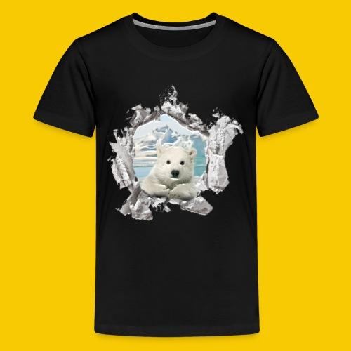 OURS - T-shirt Premium Ado