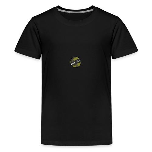UnitASG badge - Premium-T-shirt tonåring