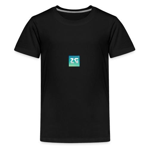 Logo zager - T-shirt Premium Ado