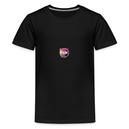 Eror - Teenager Premium T-Shirt