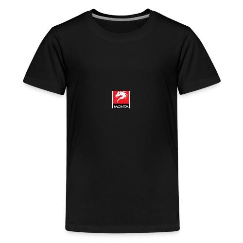 shirt monta - T-shirt Premium Ado