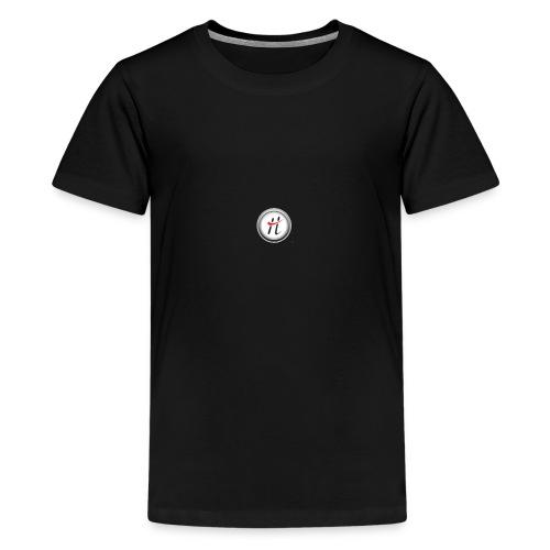 namesfx logo png - Teenage Premium T-Shirt