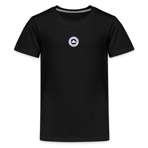 RCCG LOGO gif - Teenage Premium T-Shirt