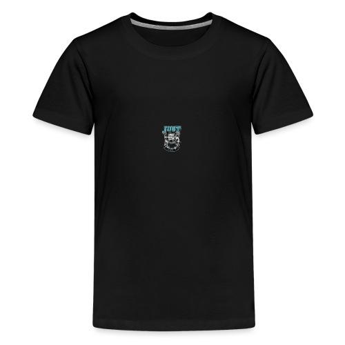 just lower it - Teenager Premium T-shirt