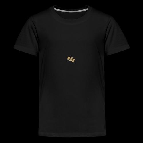 Böe - Premium T-skjorte for tenåringer